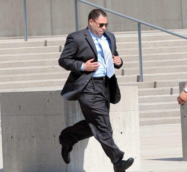 Former NYPD police officer Rafael Astacio, of Copiague,