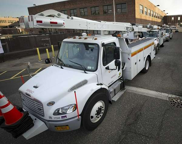 Electrical service on Long Island again ranks last