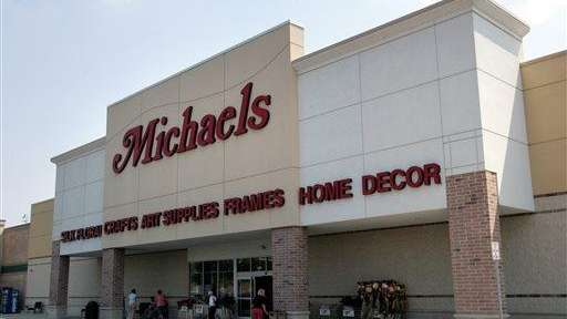 A Michaels store in Philadelphia on Aug. 23,
