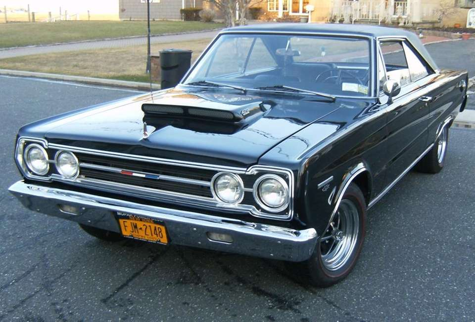 This 1967 Plymouth GTX 426 Hemi is owned