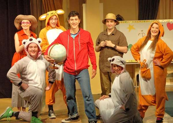 "A performance of ""Alexander and the Terrible, Horrible,"