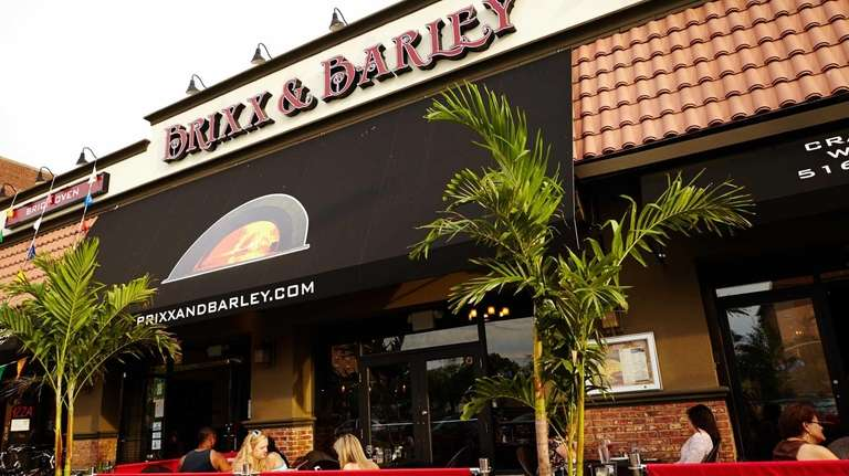 Brixx & Barley, a new gastropub located in