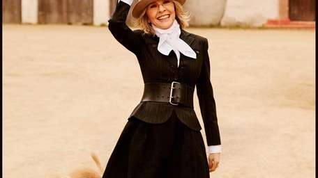 Diane Keaton discusses her new book at BookHampton