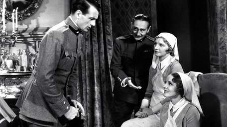 Gary Cooper, and Helen Hayes star in in