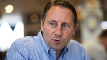 Rob Astorino, Republican challenger for New York State