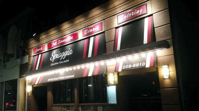 Spiaggia Cucina Italiana is a new restaurant in