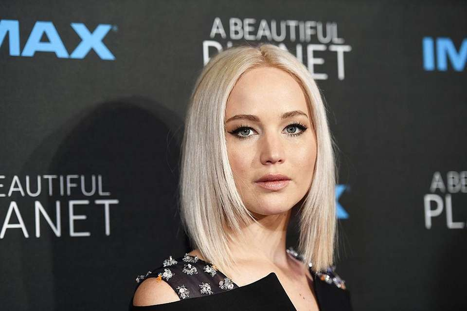 Jennifer Lawrence made the No. 17 spot on