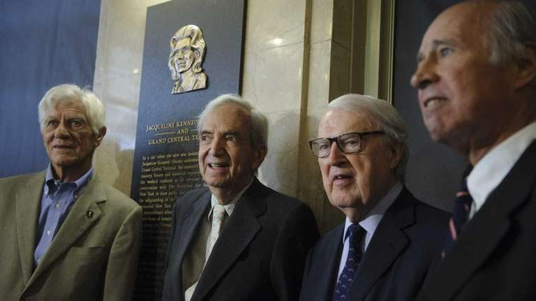 From left to right: Peter Stangl, chairman of