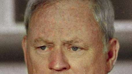 Frank Cashen served as Mets GM from 1980-91