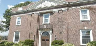 Babylon Village Hall in a 2011 photo.