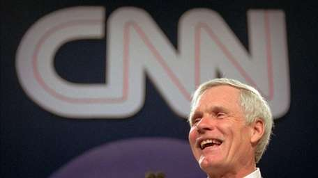 Ted Turner pictured in 1995 sent a birthday