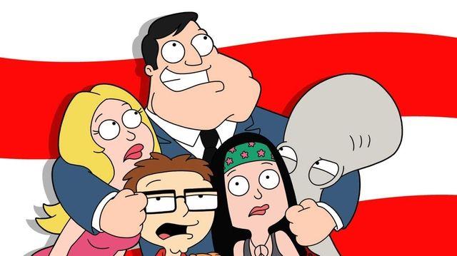 Seth MacFarlane's animated TV series