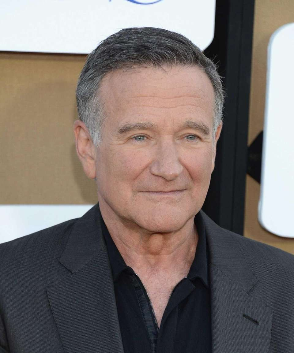 Robin Williams (July 21, 1951 -- Aug. 11,
