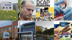 These 8 firms have fallen from Newsday's Top