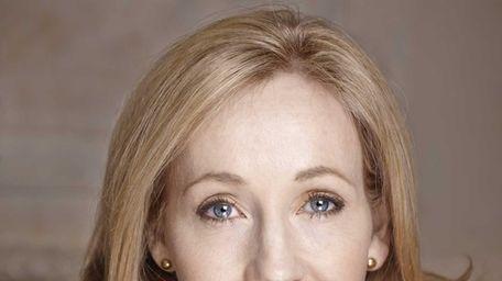 J.K. Rowling writes the Cormoran Strike mysteries under