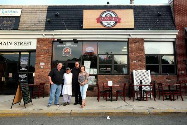 Massa's Coal-Fired Brick Oven Pizzeria, a family owned