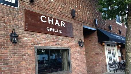 Char Grille is the next Huntington restaurant from