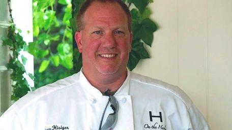 Matt Hisiger is executive chef at H on