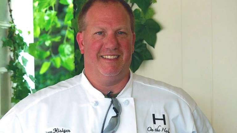 Matt Hisiger is executive chef at H on