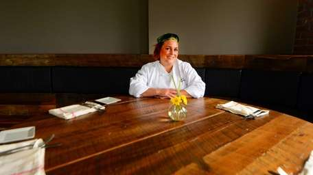 Lia Fallon is executive chef at Brewology in