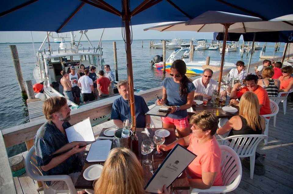 Dining On Fire Island Get Your Fill At These Spots Newsday