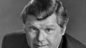 Actor Bob Hastings, who is best known from