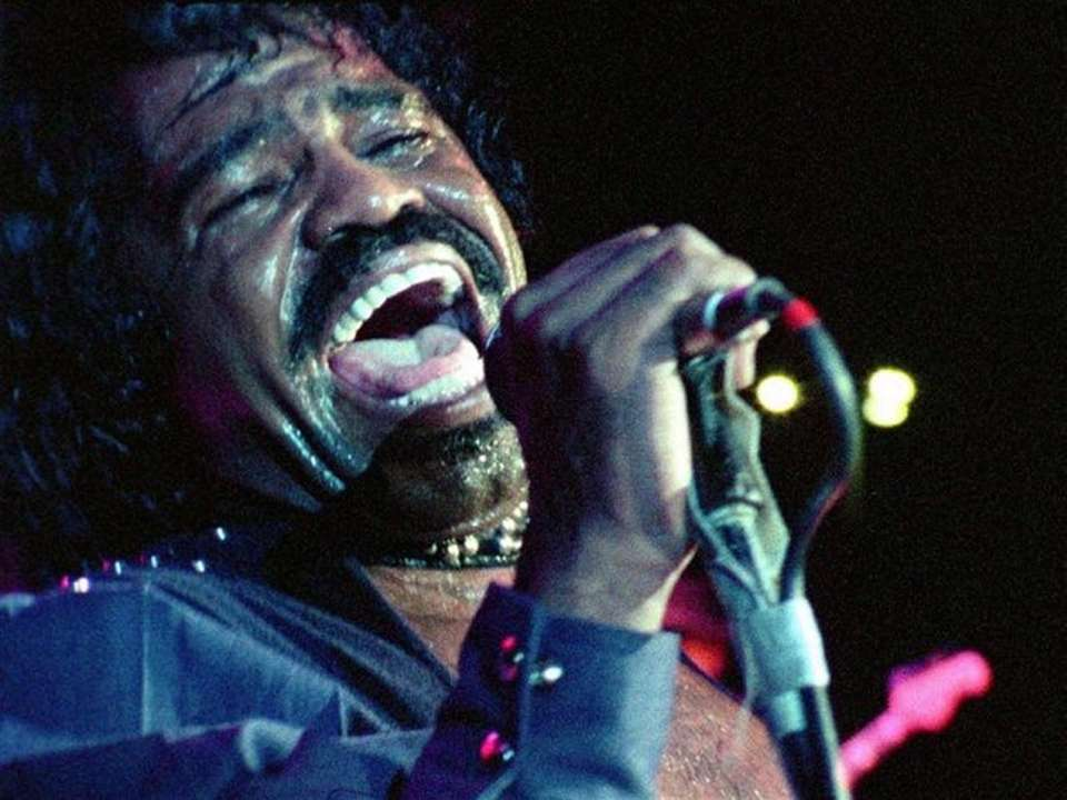 James Brown's 1985 song