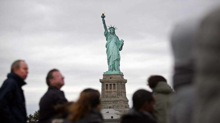 France gifted the United States the Statue of