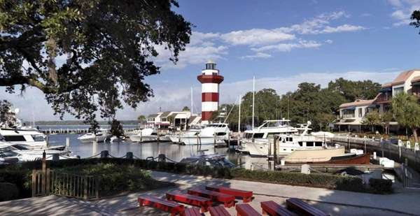 The Sea Pine Resort on Hilton Head Island,
