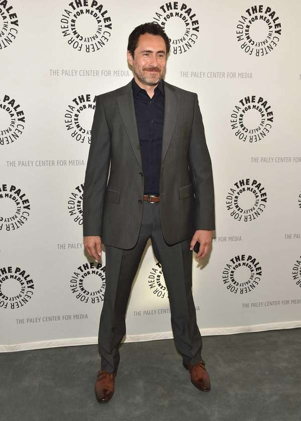 Demian Bichir attends The Paley Center For Media
