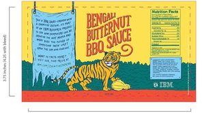 Bengali Butternut BBQ Sauce created by IBM's Watson.