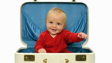 Traveling with children? Check out these vacation tricks