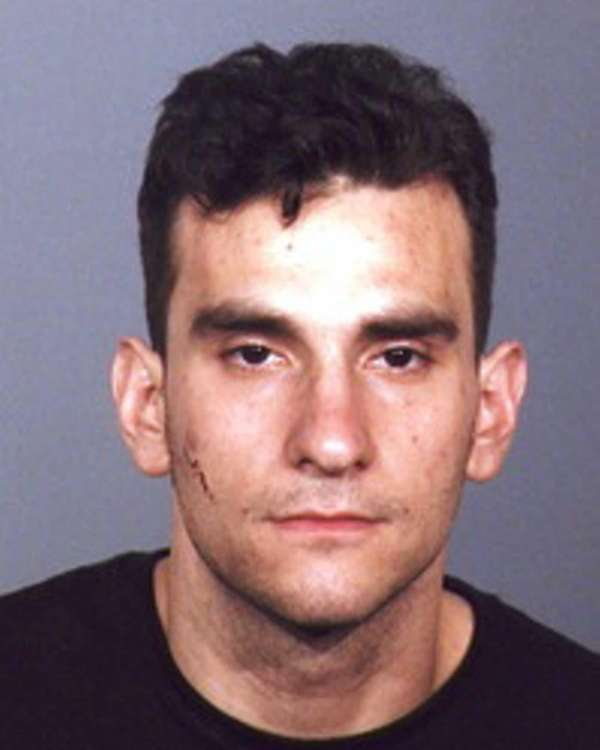 Detectives in Brooklyn's 62nd Precinct arrested Robert DeCarlo,