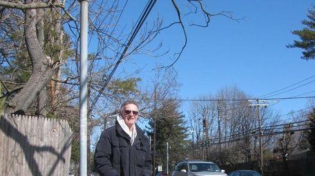 Gene Bregman says traffic conditions on Port Washington