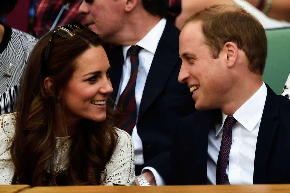 Prince William and Catherine, the Duke and Duchess