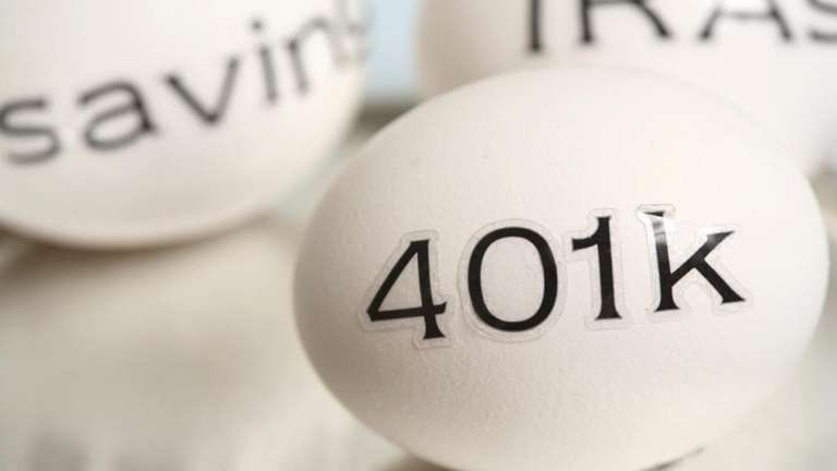 Most people think of their 401(k) plan as