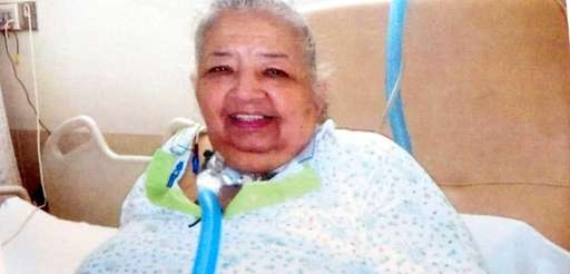 Aurelia Rios, 72, died at the Medford Multicare
