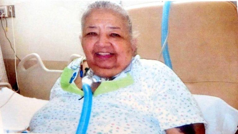 Aurelia Rios, 72, died at the Medford Multicare
