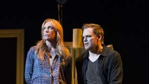 "Toni Collette and Michael C. Hall in ""The"