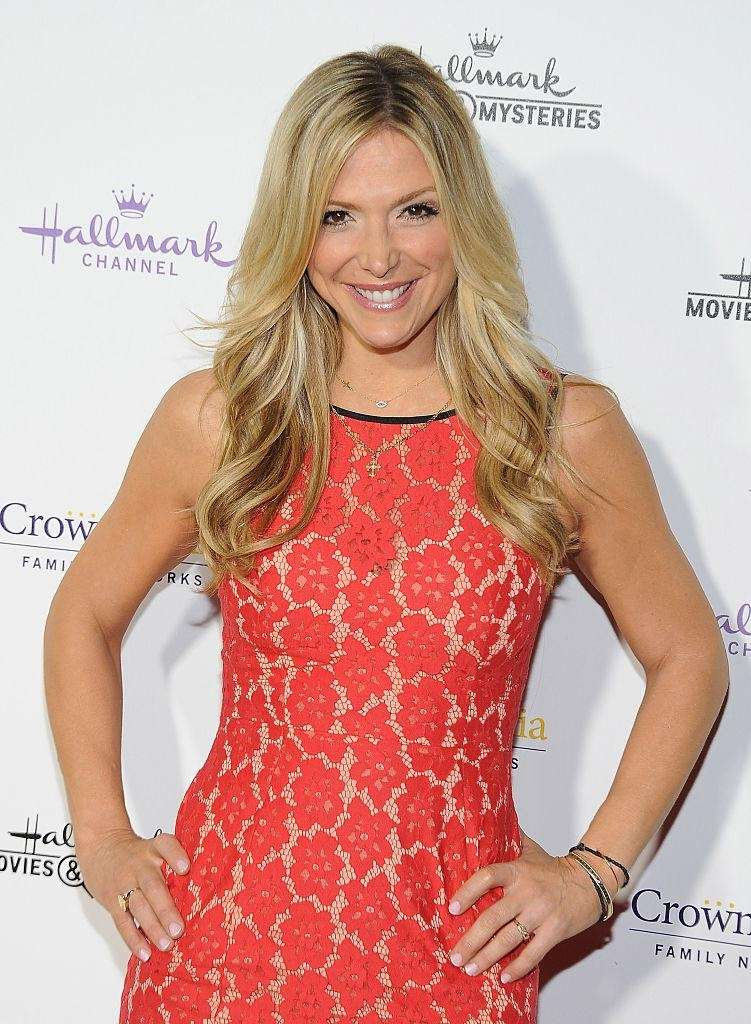 Debbie Matenopoulos, one of the original five
