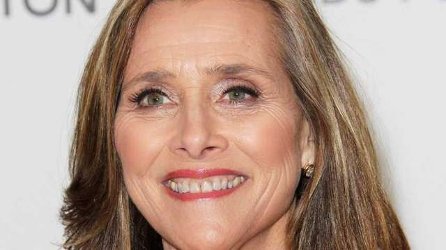 "Meredith Vieira, who stayed on ""The View"" from"