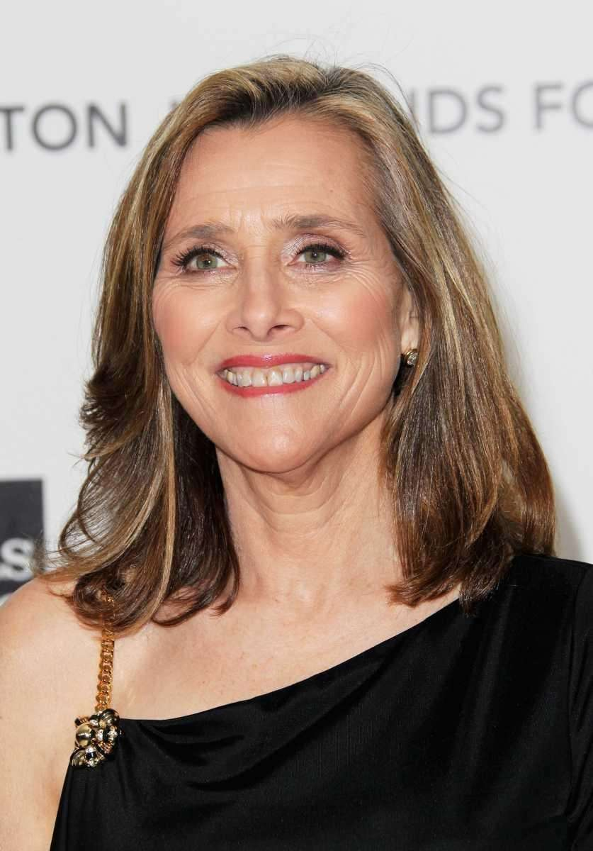 Meredith Vieira, who stayed on