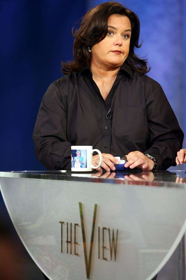 After hosting her own popular talk show in