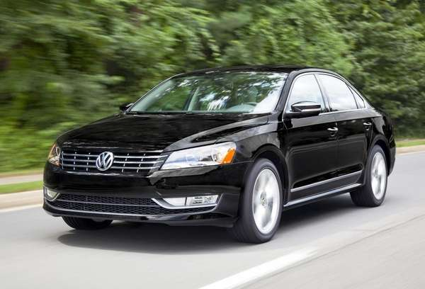 Volkswagen's Passat will soon feature safety technology inspired