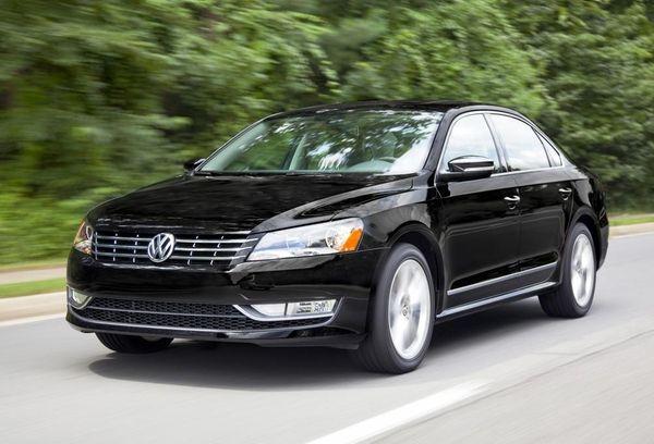Volkswagen's Passat will soon feature safety technology inspired