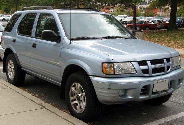 Isuzu Rodeo.