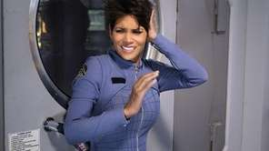 Halle Berry in a scene from the series