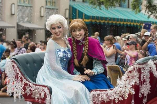 """Frozen Summer Fun Live!"" will take place at"