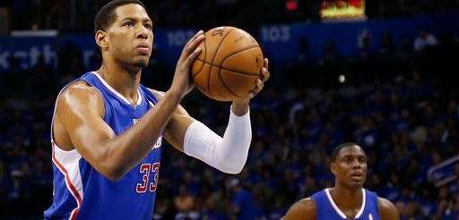 Los Angeles Clippers forward Danny Granger (33) shoots