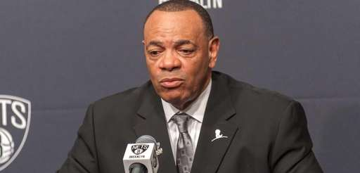 The Nets introduced new head coach Lionel Hollins